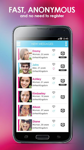 Amitiu00e9 : chat, friend, dating 2.0 screenshots 5