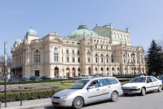 Photo: Das Theater von Krakau