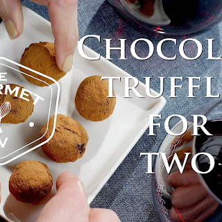 Chocolate Truffles for Two