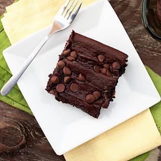 Chocolate Pudding Dump Cake.