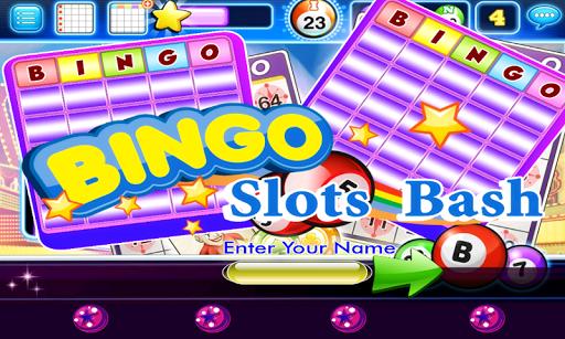 Bingo Slot Bash