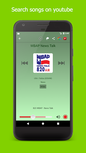 RadioNet Radio Online 1.83 screenshots 3