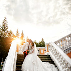 Wedding photographer Alena Polozhenceva (nimta). Photo of 22.10.2018