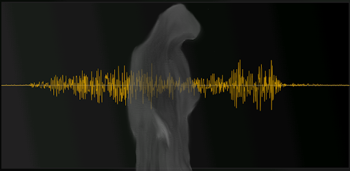 Process your recording with different effects to create a talking ghost effect.