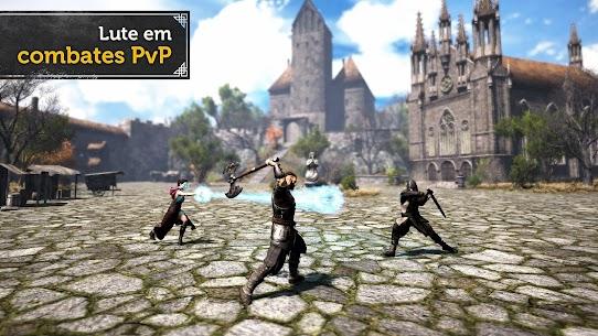 Evil Lands: Online Action RPG Apk Mod (Skill Infinita + Free Upgrade) 6