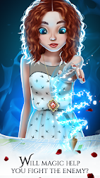 Love Story Games: Vampire Romance APK screenshot thumbnail 5