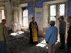 Photo: Торопово. Церковь Воскресения. Молебен