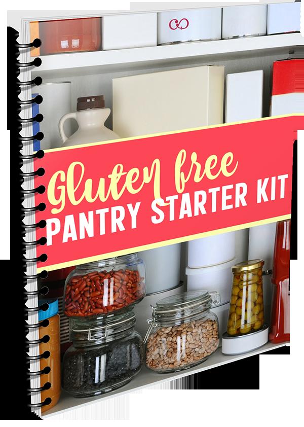 Gluten Free Pantry Starter Kit