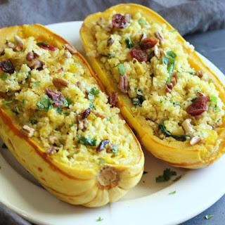 Quinoa Spinach Bake Recipes