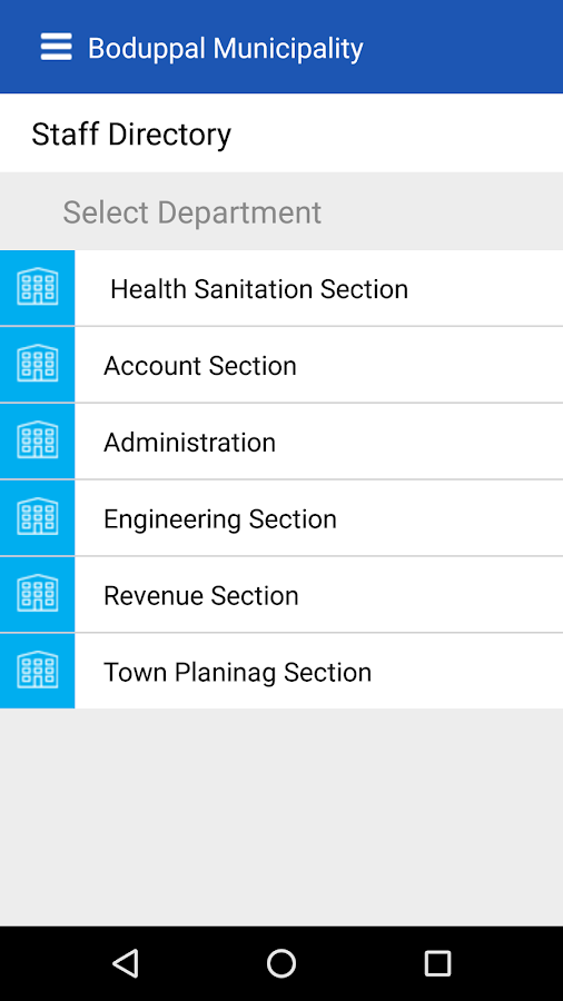 Boduppal Municipality- screenshot