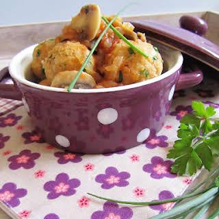 Lentils and Bulgur Meatballs.