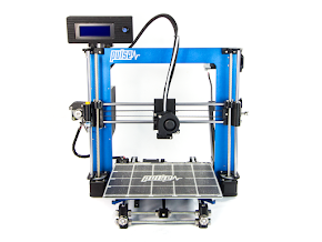Pulse 3D Printer - Custom Assembled