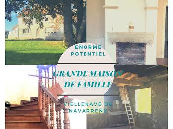 maison à Viellenave-de-Navarrenx (64)