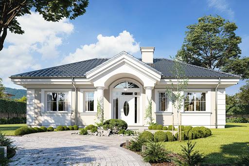 projekt Dom na Dębowej