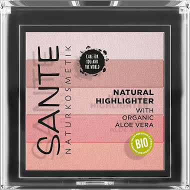 Natural Highlighter 02 Rose