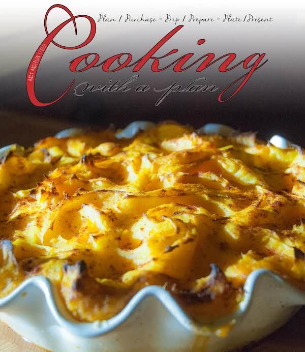 Cottage Pie With A Twist Recipe