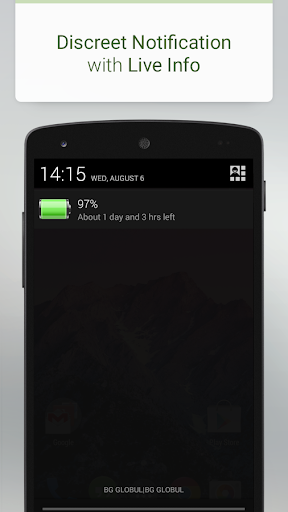 Battery screenshot 3