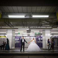 Wedding photographer Marko Pesikan (hochzeitsfotos). Photo of 29.10.2017