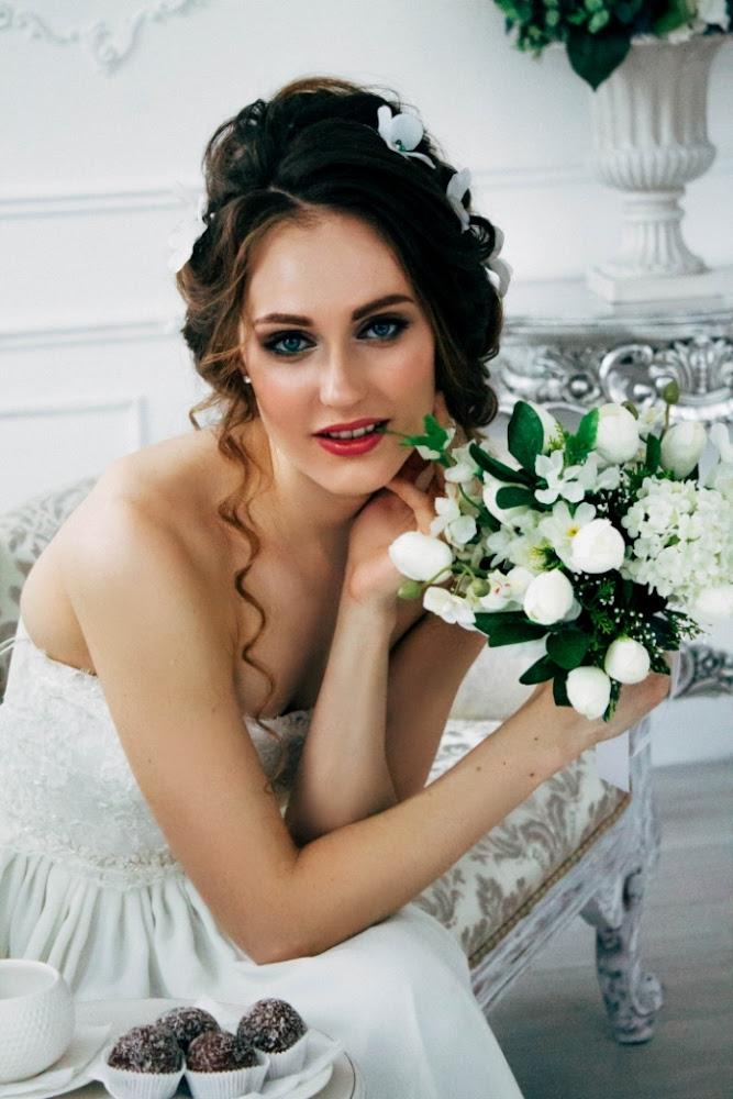 яна берг свадебный стилист фото вот утро