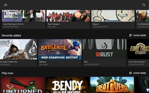 Vortex Cloud Gaming  screenshots 11