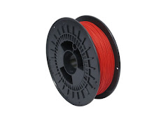 Red Soft PLA - 1.75mm (0.75kg)