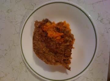 Carrot Souffle