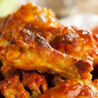 Diablo Chicken Wings