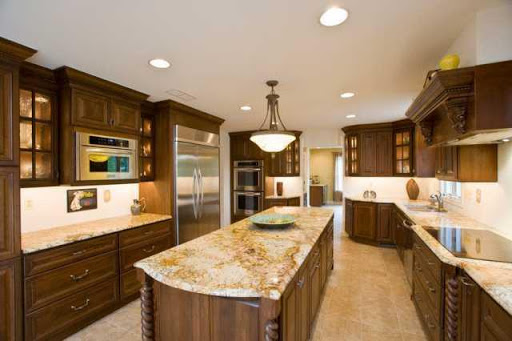 KitchenCountertop Design Ideas