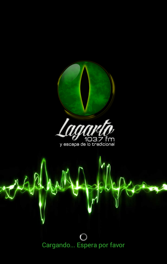 Lagarto 103.7 FM- screenshot