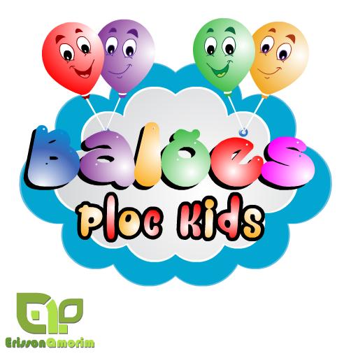 Balões Ploc Kids