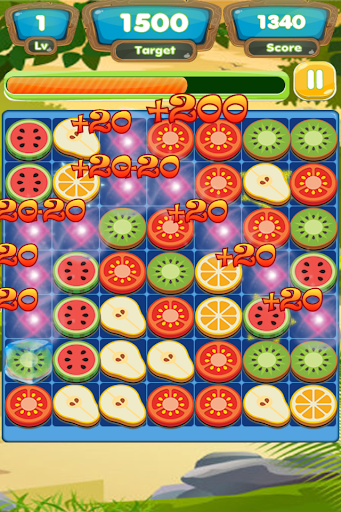 Fruits Splash Farm 1.0 screenshots 4