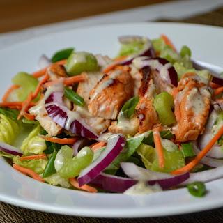 Grilled Buffalo Chicken Salad Recipe