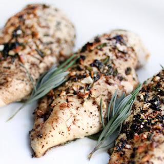 Balsamic and Rosemary Chicken