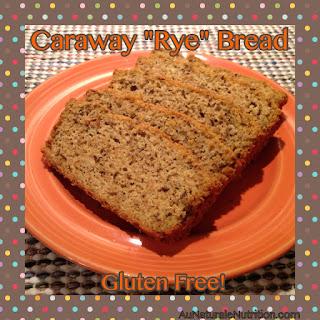 "Caraway ""Rye"" Sandwich Bread - Au Naturale! Recipe"