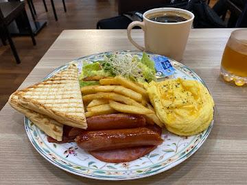 柴飽 早午餐