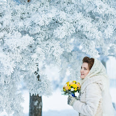Wedding photographer Marina Mikhnenko (marusakz). Photo of 23.01.2016