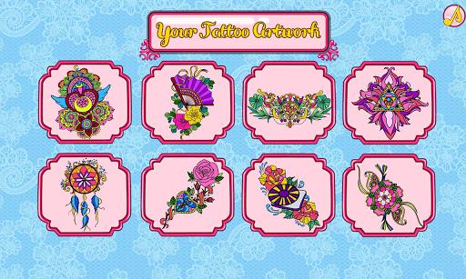 Princess tattoo artist Apk Download 13