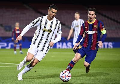 Messi, Cristiano Ronaldo en Lewandowski zijn de finalisten voor 'The Best FIFA Men's Player 2020'