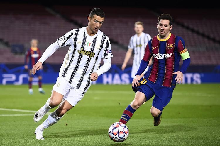 Acht augustus mogelijk Ronaldo tegen Messi in een oefenduel