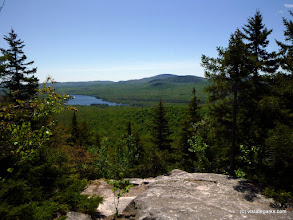 Photo: Scenic view at on Big Deer Trail in Groton State Forest by Justin Lajoie