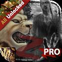Zombie Fort Safari Unlocked icon