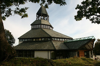 Photo: Kyrkja oktober 2010