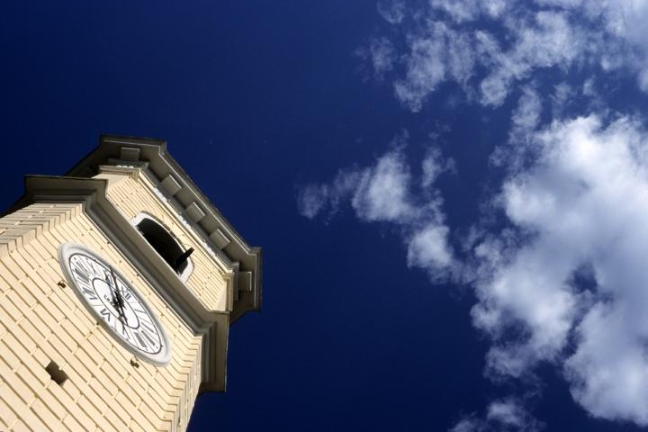 Capannolicampanile della chiesa di pierluigi lottini