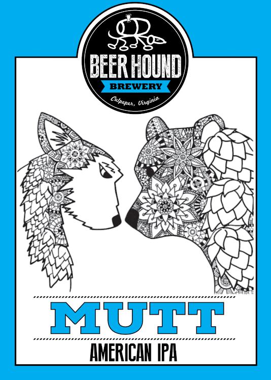 Logo of Hound Mutt