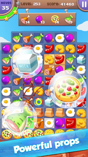 Cooking Mania: Ultra Fun Free Match 3 Puzzle Game 2.0.1.3107 4