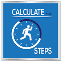 Pedometer Count your Steps icon