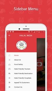Halal Restaurants India - náhled