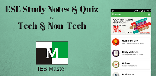 IES Master- ESE GS Notes & Qs  – Apps on Google Play
