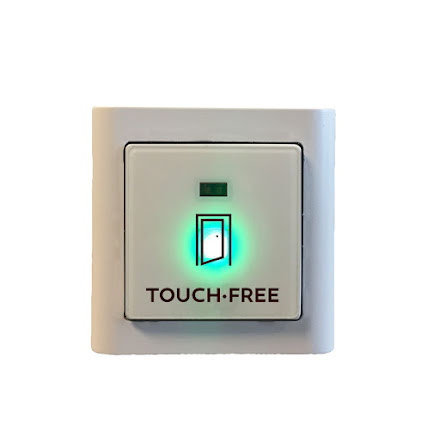 Touch-free - Door EXIT Button