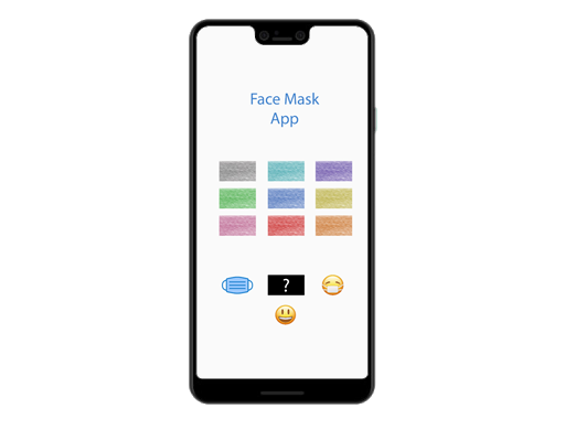 Virtual Face Mask screenshot 2